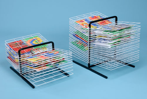 C1164 - Tabletop Drying Rack (20 racks) / C1165 - Tabletop Drying Rack (40 racks)