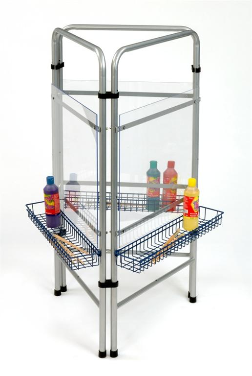 3 sided Easels
