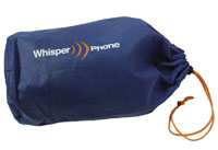 Storage pouches WhisperPhone