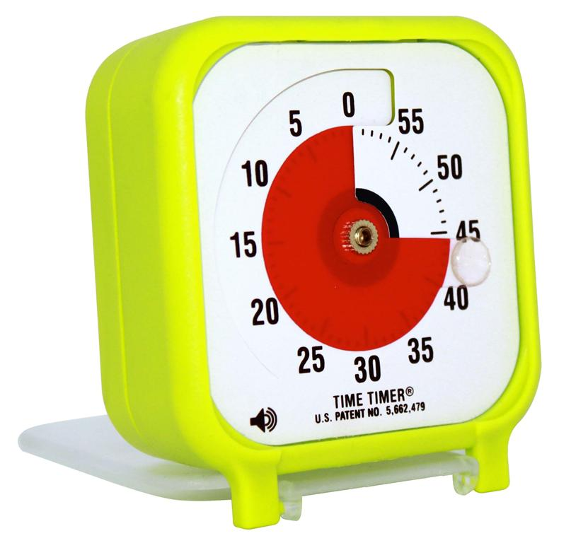 Time Timer in colour - Robo Educational Toys