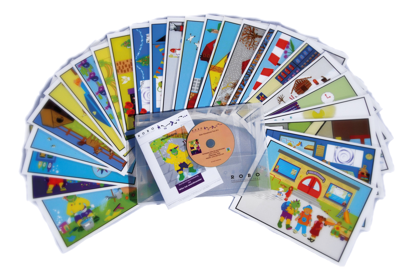 ref.nr. VP144/EN - Story telling cards