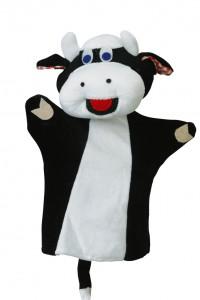 Glove puppet Cow
