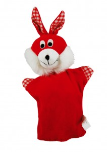 Glove Puppets Hare