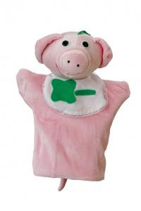 Glove puppet Pig