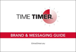 Brand & Messaging Guide Time Timer