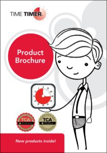 Product Brochure Time Timer Catalogus