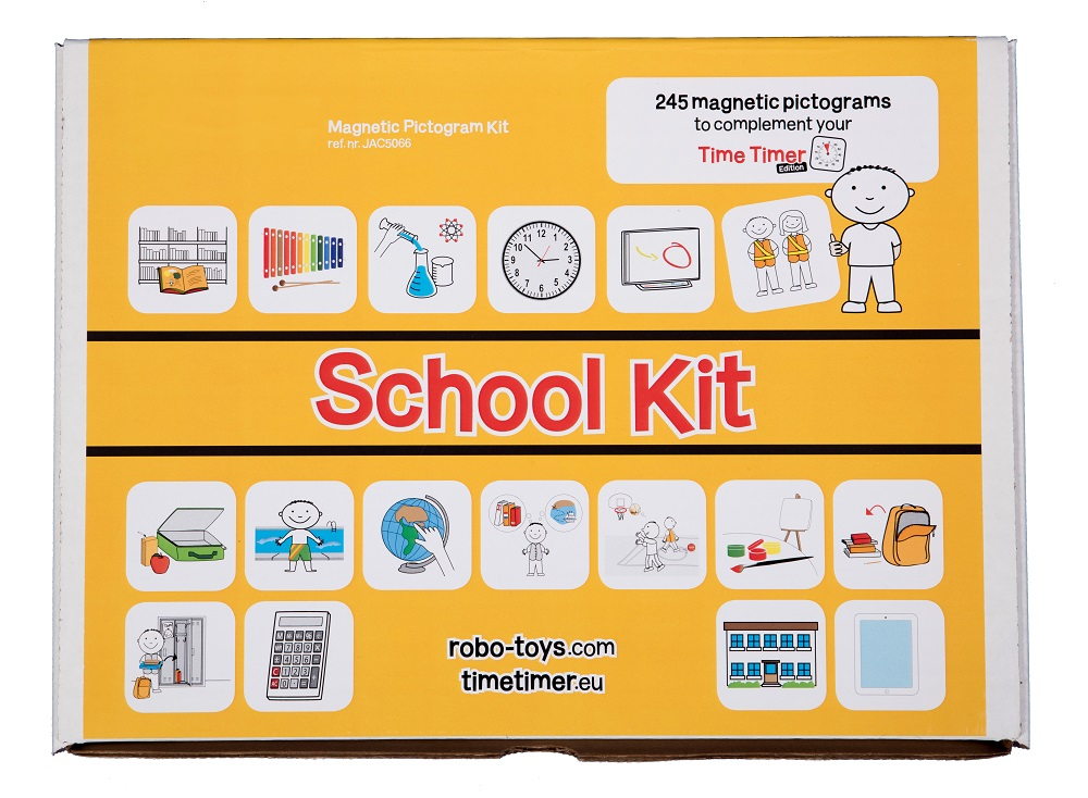 Time Timer® School Kit Magnetic - TimeTimer