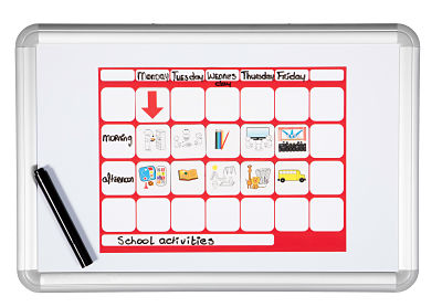 RoboToys example pictograms essential kit without whiteboard