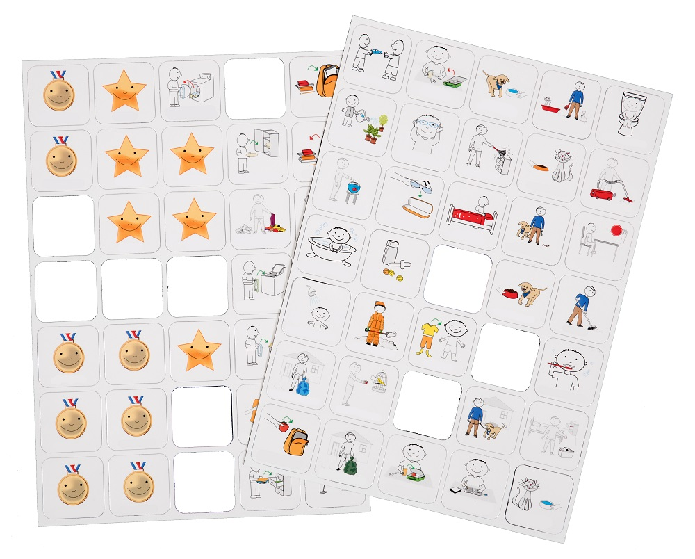 Pictogram Magnetic Reward Kit