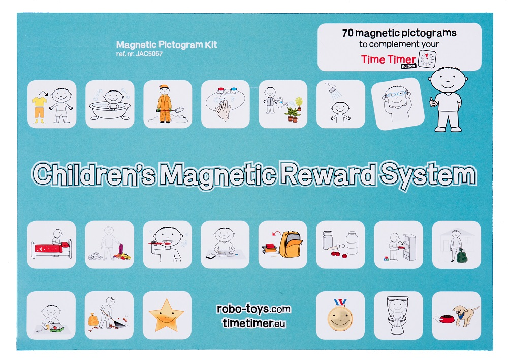 Children's Magnetic Reward kit/system