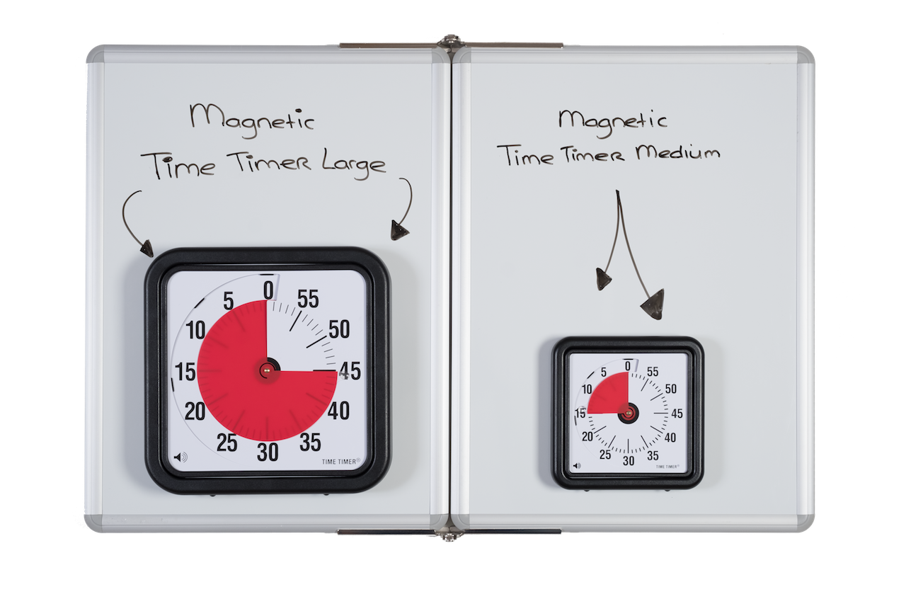Time Timer® Medium and Large with Magnets - Robo Educational